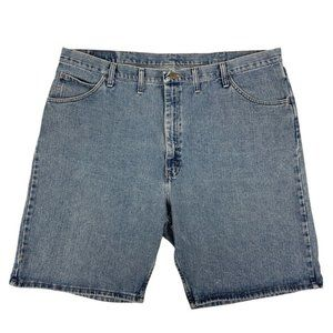 Wrangler Mens Relaxed Fit Jean Shorts Size 46